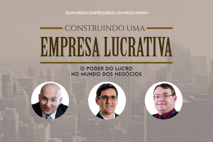 Construindo uma empresa Lucrativa - Mogi Mirim