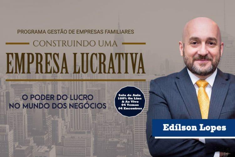 CONSTRUINDO UMA EMPRESA LUCRATIVA